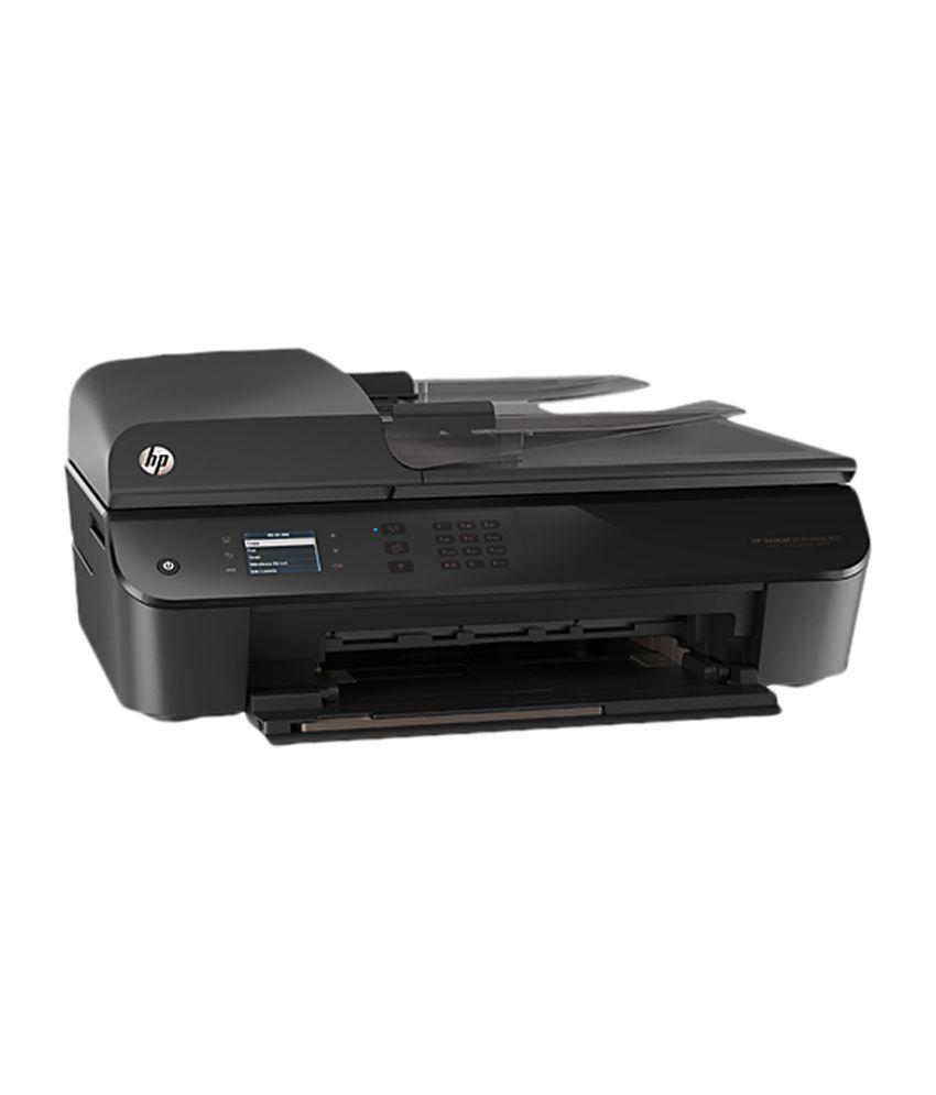 HP Deskjet Ink Advantage 4645 e-All-in-One Printer