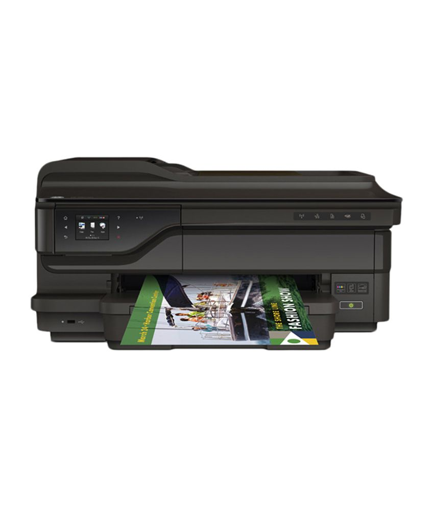 HP Officejet 7610 Wide Format e All in One Printer