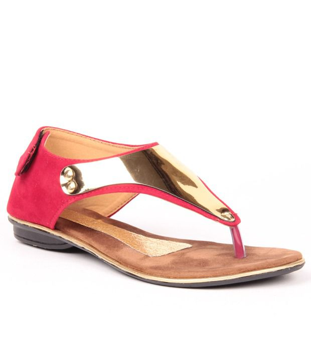 Anand Archies Red Sandal