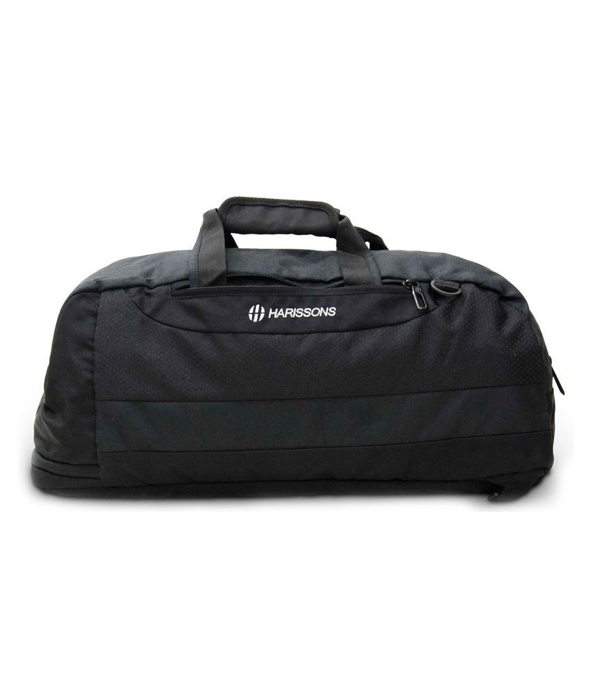 Jock 31L (Black) gear Gym Bag