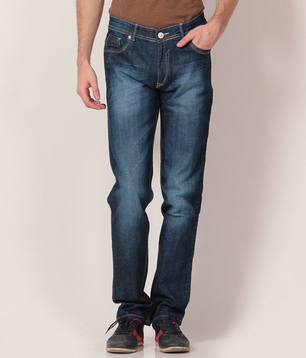 Monte Carlo Blue Regular  Jeans