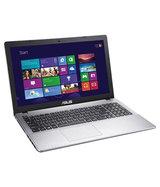 Asus X550LC-XX119H Laptop (4th Gen Intel Core i5- 4GB RAM- 750GB HDD- 39.62cm (15.6) Screen- Windows 8- 2GB Graphics) (Grey)