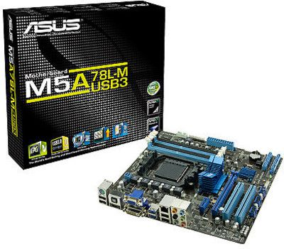 ASUS M5A78L-M/USB3 MotherBoard - Buy ASUS M5A78L-M/USB3 ...