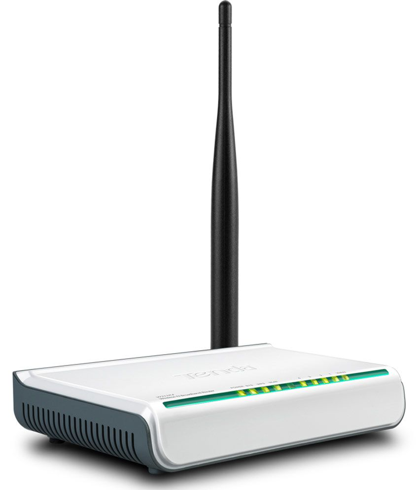 Tenda 150 Wireless N Broadband Router(TE-W311R)Wireless Routers Without Modem