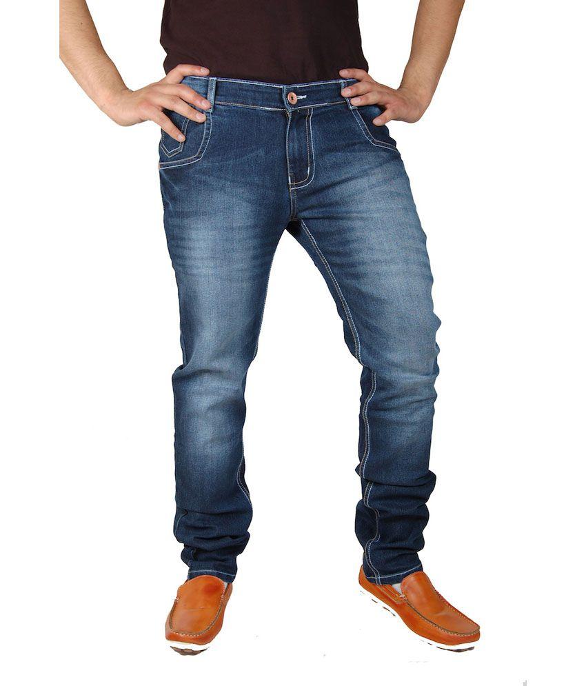 Lunatic Blue Slim Jeans