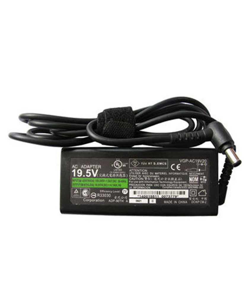 HAKO Sony Vaio VGN-Sz5Mtn/B 19.5V 3.9A Power Adapter 75W Battery Charger