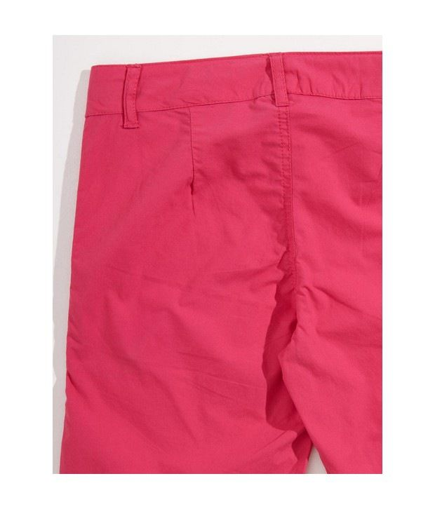 UCB Infant Girls Cool Cotton Shorts For Infant Girls