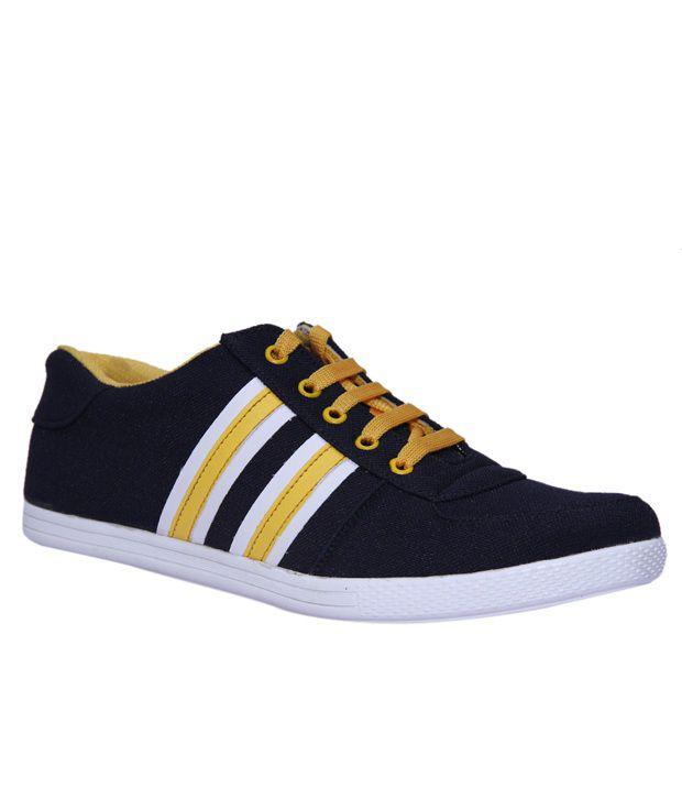 MARCO FERRO Black Sneaker Shoes