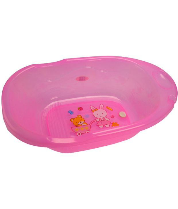 mee mee bath tub mm 3811 pink buy mee mee bath tub mm 3811 pink at best prices in india snapdeal. Black Bedroom Furniture Sets. Home Design Ideas