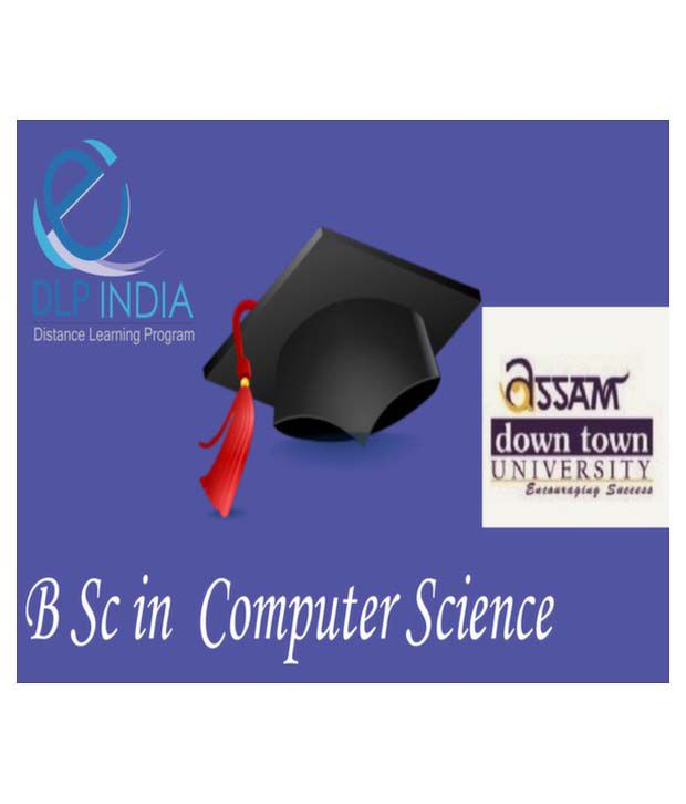 Bachelor of Science in Computer Science (B.Sc. CompSc) by DLP India