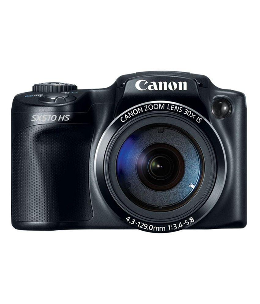 Canon Powershot SX510HS 121MP Digital Camera Price In