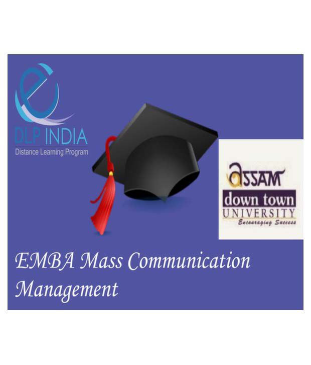 Executive MBA in Mass Communication by DLP India