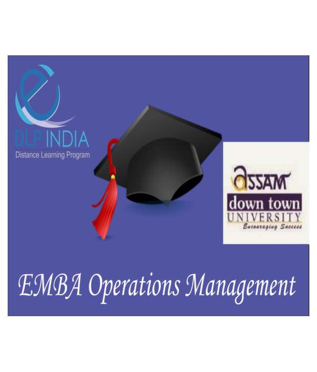 Executive MBA in Operations Management by DLP India
