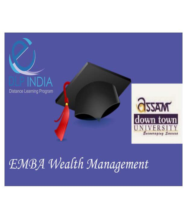 Executive MBA in Wealth Management by DLP India