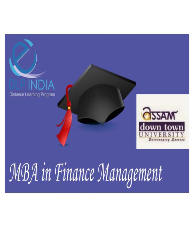 MBA in Finance Management by DLP India