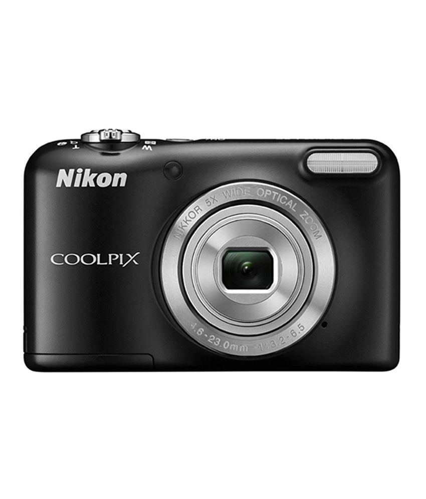 Nikon Coolpix L29 161mp Digital Camera Price In India Buy Af Micro Nikkor 60mam F 28d Lens