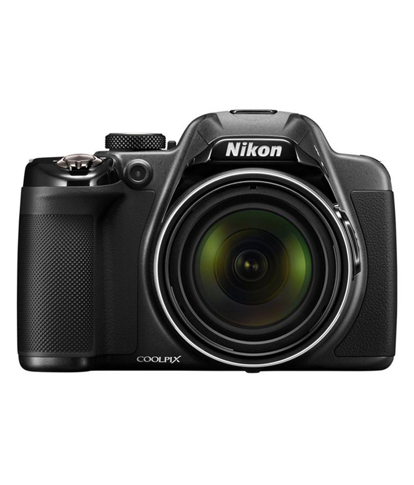 Nikon Coolpix P530 16.1MP Semi SLR