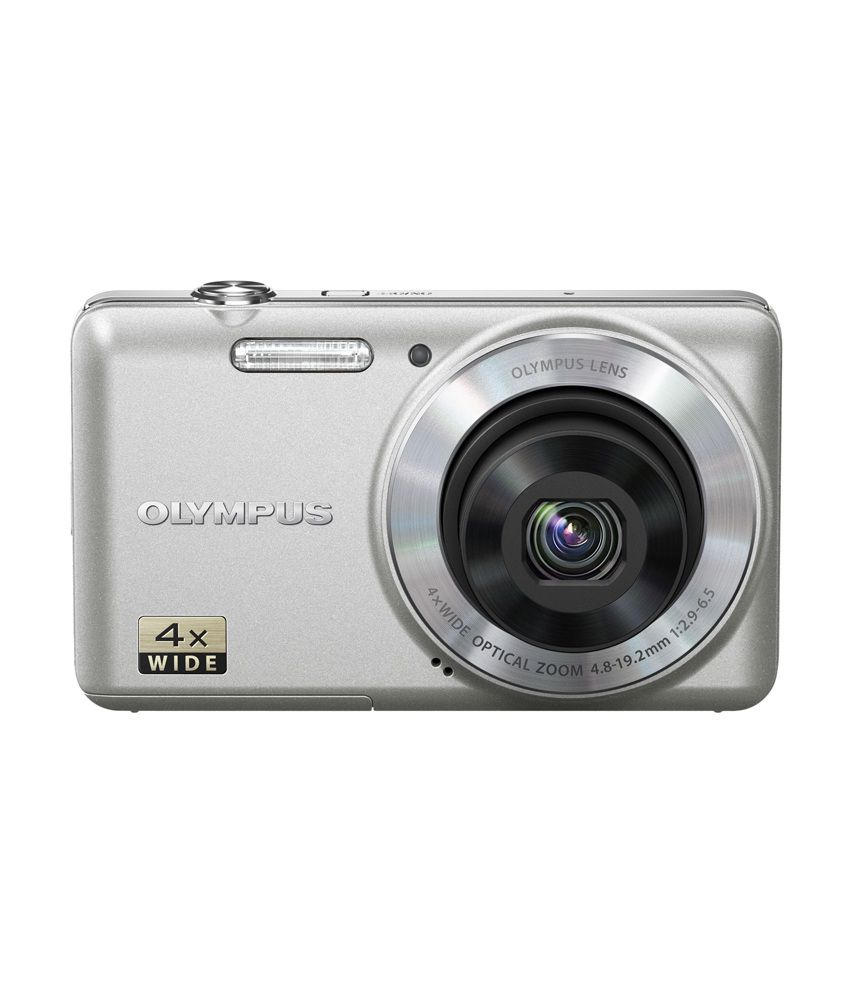 Olympus VG-150 12MP Digital Camera (Silver)