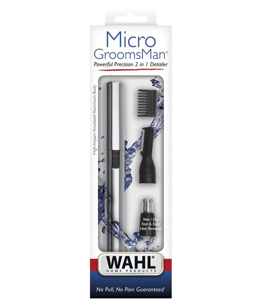 Wahl 05640-624 Micro Groomsman Steel