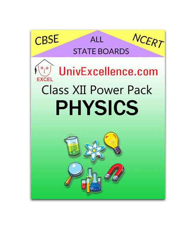 CBSE Class 12 Physics Video Lectures, Chapter Notes  by