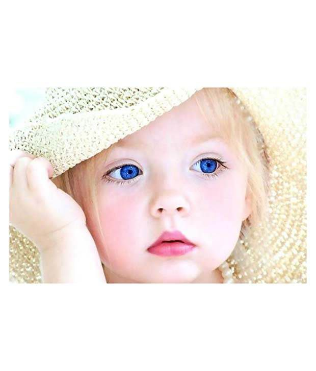 Artifa Cute Baby Girl Poster: Buy Artifa Cute Baby Girl Poster at Best Price in India on Snapdeal