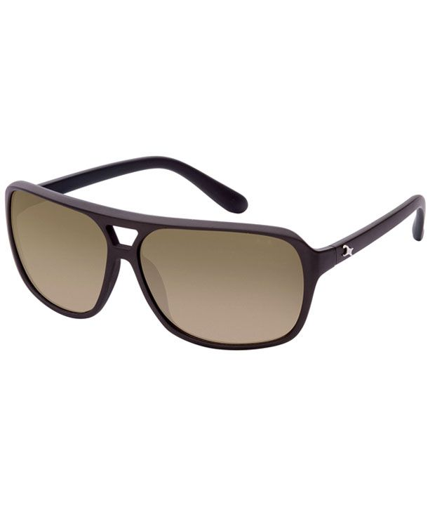 Fastrack Sports Oval P268Br2 Unisex Sunglasses
