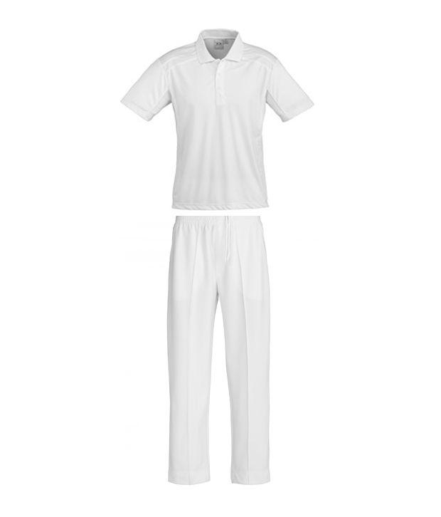 Vikang Cricket T-Shirt & Trouser Set Supreme (Mens)