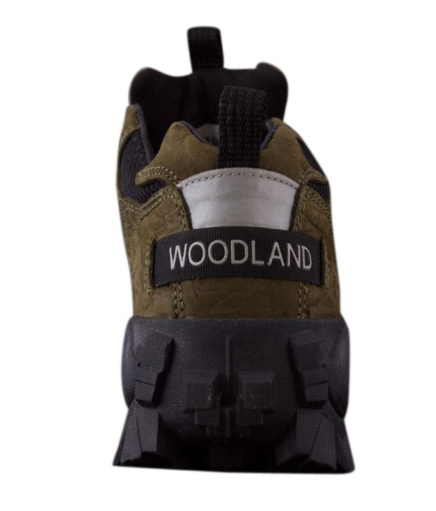 Woodland Green Outdoor Shoes