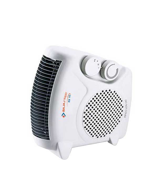 Bajaj rx10 room heater buy bajaj rx10 room heater online at best prices in india on snapdeal - Small room space heater decor ...