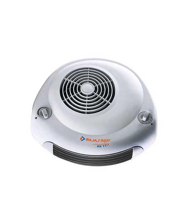 Bajaj Majesty Heat Convector RX11 Room Heater