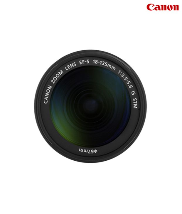 Canon Zoom Lens EF-S18-135mm f/3.5-5.6 IS STM