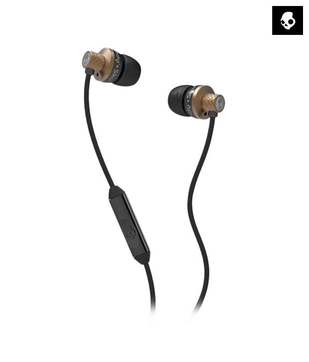 Skullcandy TITAN S2TTDY-214 Coppper/(Black) w/Mic1 Earphones
