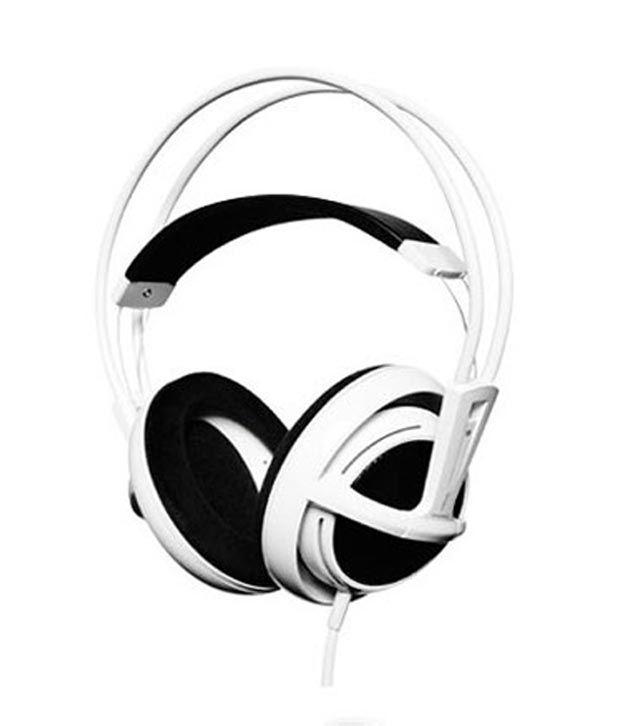 SteelSeries Siberia V1 Gaming Headset (White)