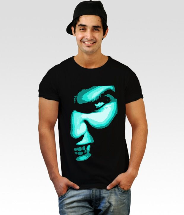 Incynk Black Lestat T-Shirt