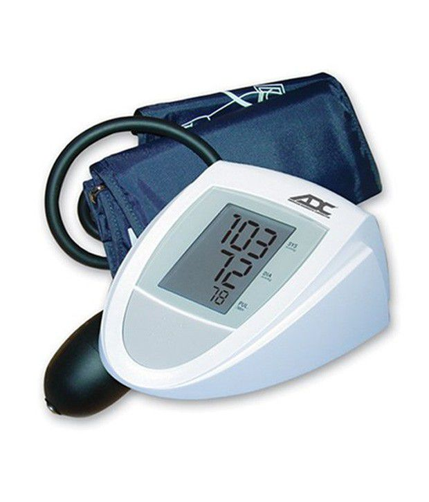 American Diagnostic ADC ADVANTAGE Semi Auto Upper Arm Digital Blood Pressure Monitor