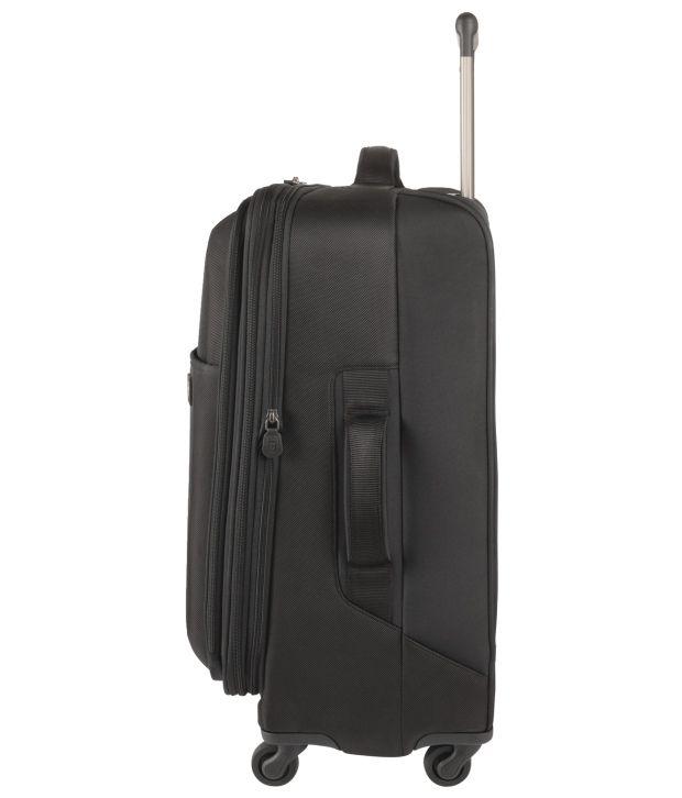 Victorinox Avolve 24-Black Black Check in Luggage