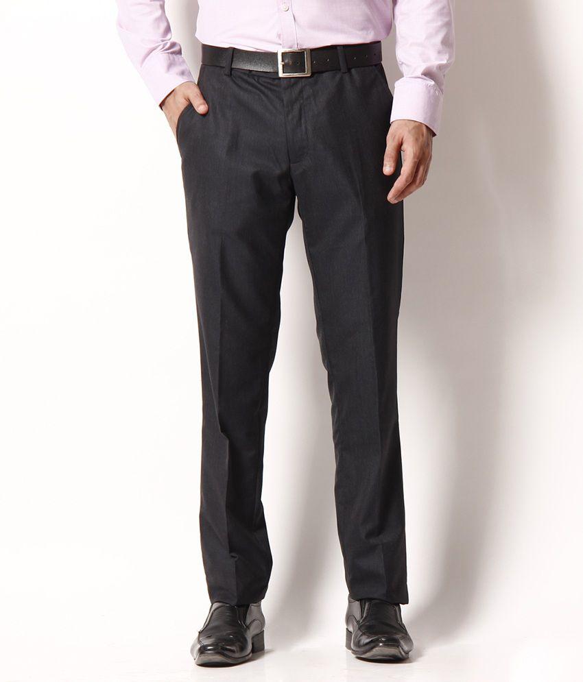 Black Coffee Tempting Black Trousers