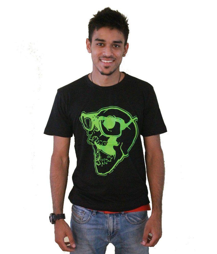 Burp Designs Black Logo T-shirt