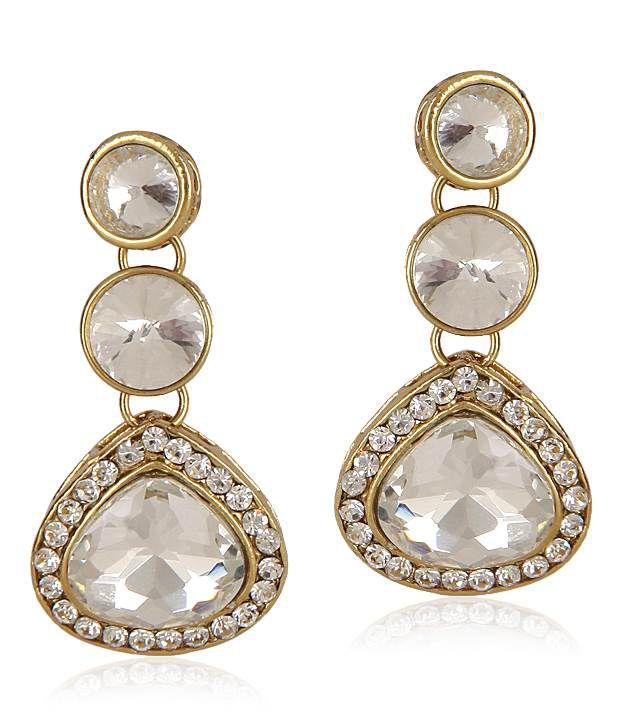 ShinningDiva Pretty earrings