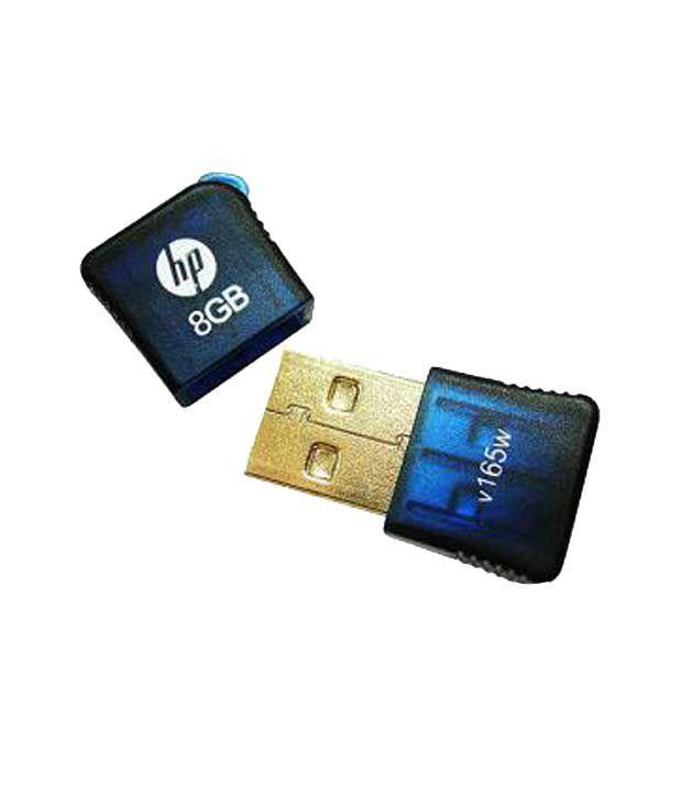 HP 8GB Pen Drive V 165W
