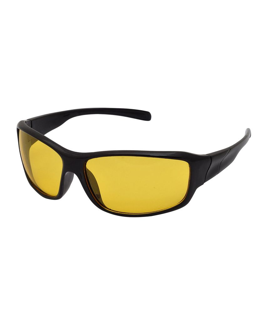 dcdf881fea5 Hawai Anti-Glare Night Drive Glasses - Buy Hawai Anti-Glare Night Drive  Glasses Online at Low Price - Snapdeal