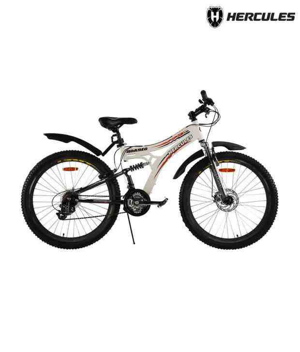 be5371e94ae Hercules Roadeo A-100 Bicycle: Buy Online at Best Price on Snapdeal