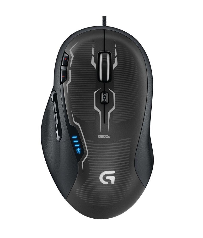 Logitech G500s Laser Mouse