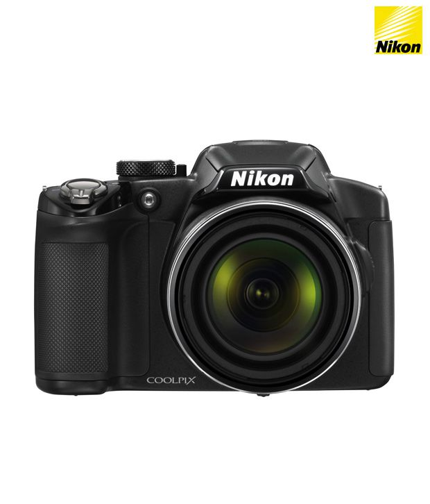 Nikon Coolpix P510 16.1MP Semi SLR (Silver)
