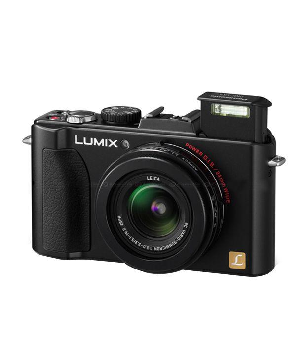 panasonic lumix dmc lx5 10 1mp digital camera price in india buy rh snapdeal com Panasonic Lumix DMC LX5 Manual AVCHD Panasonic LX5