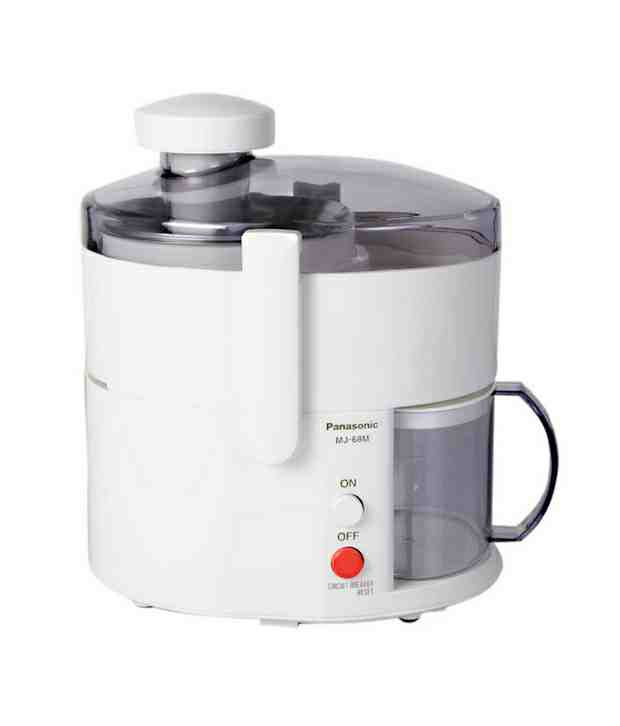 Panasonic Slow Juicer Cleaning : Panasonic MJ-68M Centrifugal Juicer Price in India - Buy Panasonic MJ-68M Centrifugal Juicer ...
