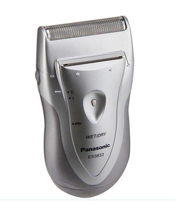Panasonic ES 3833 Shaver Silver