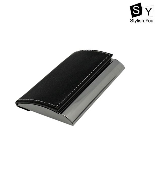 Stylish.You Leather Visiting Card Holder