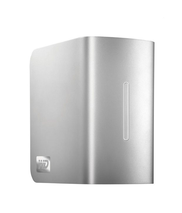 WD My Book Studio II 4 TB Hard Disk