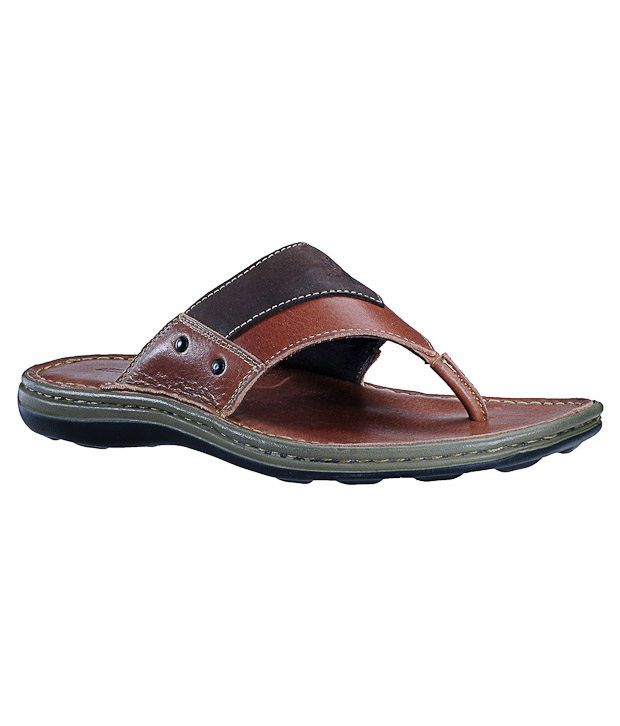 Woodland Active Brown Slippers
